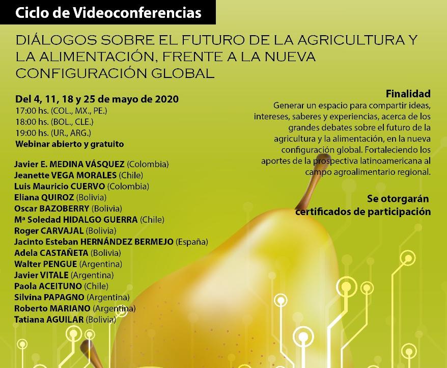 Inician Diálogos sobre el Futuro de la Agricultura y la Alimentación