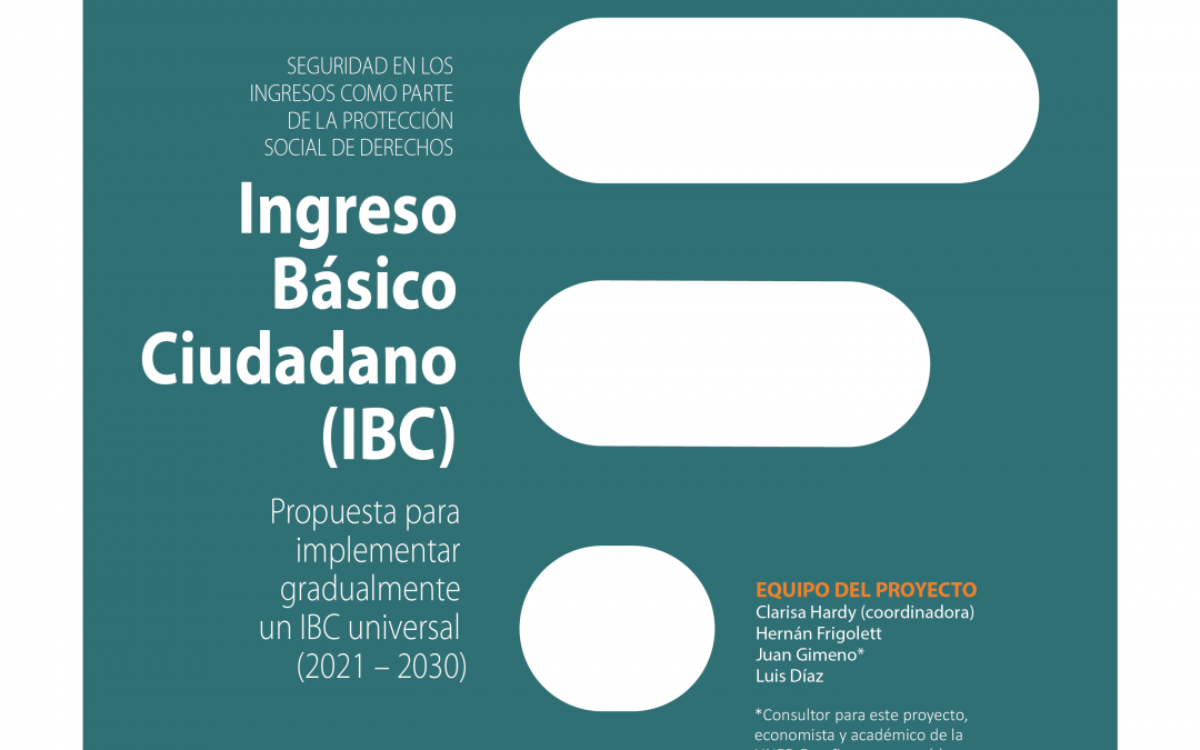 INGRESO BÁSICO CIUDADANO (IBC)